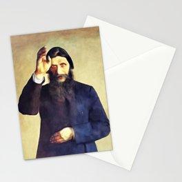 Grigori Rasputin Stationery Cards
