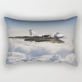 Vulcan - en route Rectangular Pillow