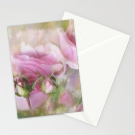 rosebuds Stationery Cards