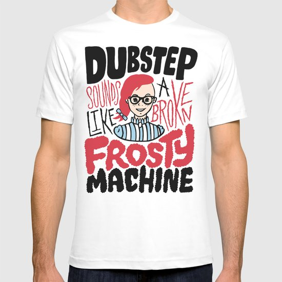 Frosty Dubstep T-shirt