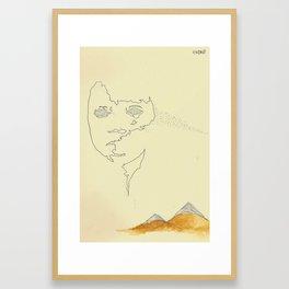 fromdust Framed Art Print