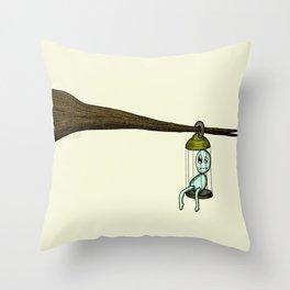 Hang Around Throw Pillow