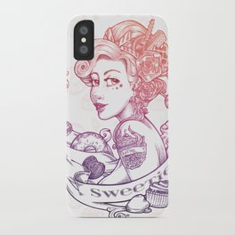 Sweetie iPhone Case