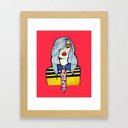 Art Limbo Framed Art Print