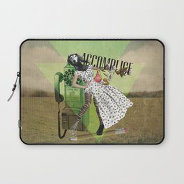 Unshackled, Accomplice by Lendi Hader Laptop Sleeve