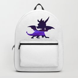 Spyro Crystal Islands Skybox Backpack
