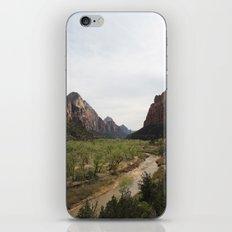 The Virgin River iPhone & iPod Skin
