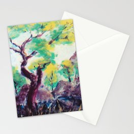 The Granite Belt, Qld, Australia                         by Kay Lipton Stationery Cards