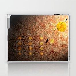 People of the Sun Laptop & iPad Skin