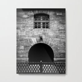 The Dungeon Metal Print