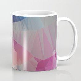 Flower / Poster, scandinavian, art, art print, geometric, pastel, friends, love, summer, Christmas Coffee Mug