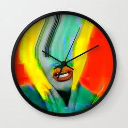 Leigh Wall Clock