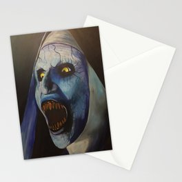 The  Nun Stationery Cards