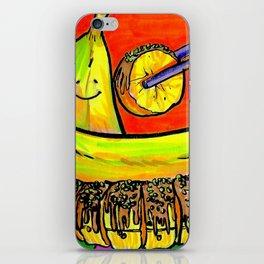 Banana Sushi iPhone Skin