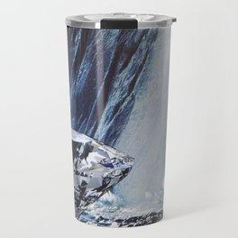 Diamond Sea Travel Mug