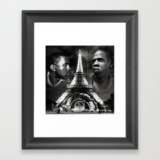 Watch the Throne Framed Art Print