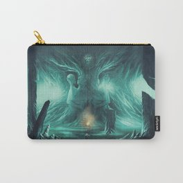 The Temple of Kahli Carry-All Pouch