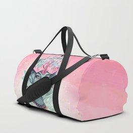 Tsuru Origami Girl Duffle Bag