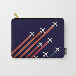 Aerial acrobat Carry-All Pouch