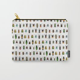 Magnificent Beetles Carry-All Pouch