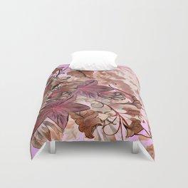 Floral Flourish Duvet Cover