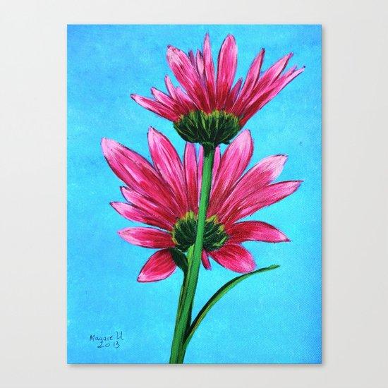 Pink Ladies  Canvas Print