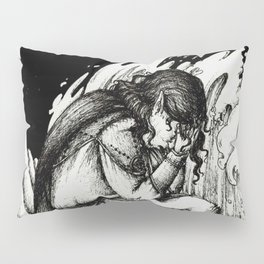 Maglor by the sea Pillow Sham