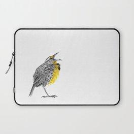 Eastern meadowlark Laptop Sleeve