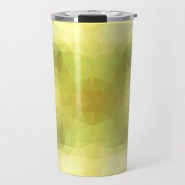 """Apple seeds"" triangles design Travel Mug"