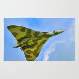 Cartoon Vulcan XH558 Rug