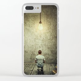 Scribe Clear iPhone Case