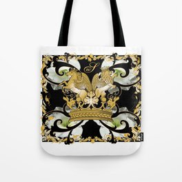 My Empire Collection Summer Set White Flowers Tote Bag