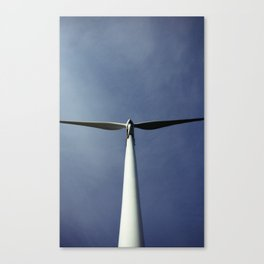 Wind Turbine Canvas Print
