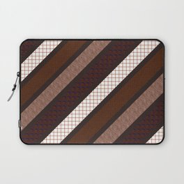 Pattern and textures Laptop Sleeve
