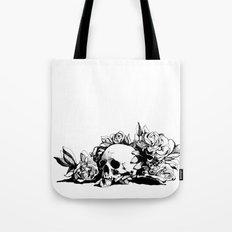 Hamlet Skull Tote Bag