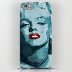 Brass Knuckle Marilyn Monroe Slim Case iPhone 6s Plus