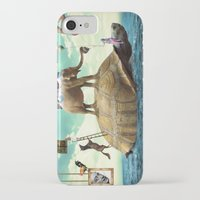 dali iPhone & iPod Cases featuring Dali  by Veronika