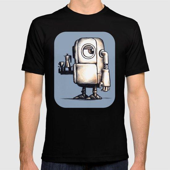 Robot Espresso #2 T-shirt
