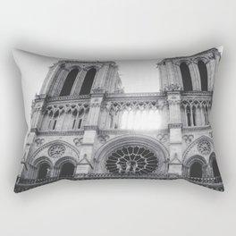 Notre Dame (Ouest) Rectangular Pillow