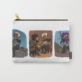 Winter for Fenris Carry-All Pouch