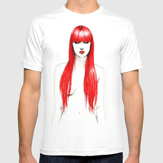 Red Stages T-shirt