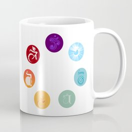 Chakras Coffee Mug