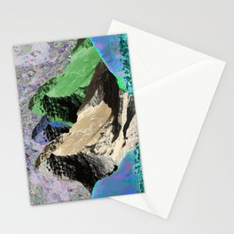 landscape collage #18 Stationery Cards