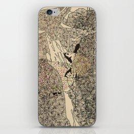 ol d friends iPhone Skin