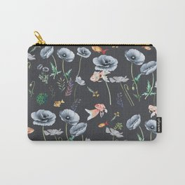Fishes & Garden Carry-All Pouch