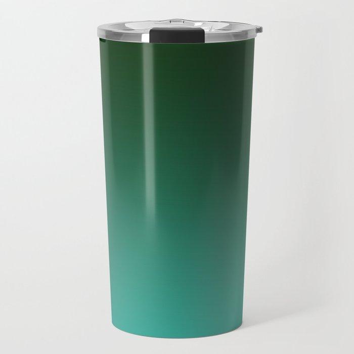 SHADOWS AND COUNTERPARTS - Minimal Plain Soft Mood Color Blend Prints Travel Mug