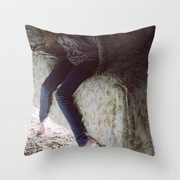 Untitled, Film Still #2 Throw Pillow