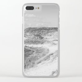 Dunes of Le Touquet, France Clear iPhone Case