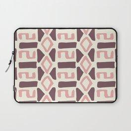 Pink Fall Tribal #society6 #tribal Laptop Sleeve