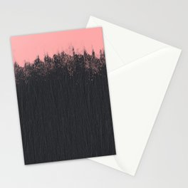 Stone and pink Stationery Cards
